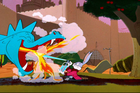 Bugs vs. Dragon