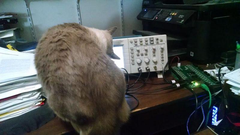 Southmoon trying to use oscilloscope