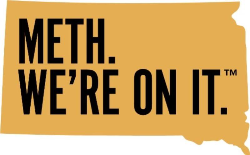 South Dakota.  Meth.  We're on it.
