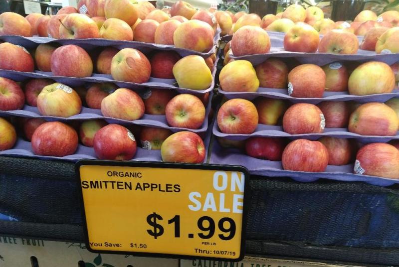 Smitten-apples