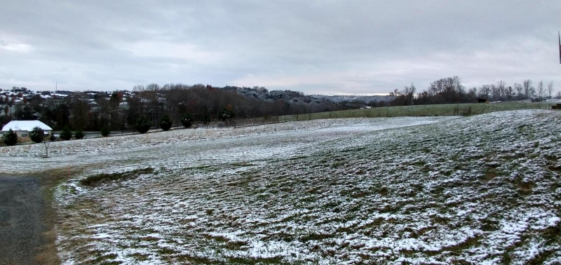 Snowy morning 3