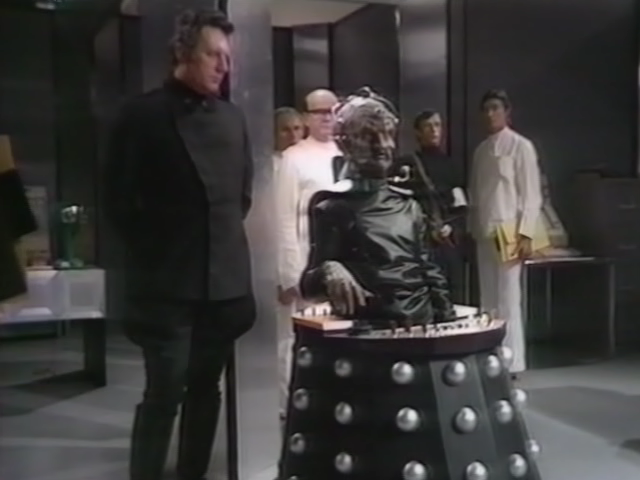 Genesis of the Daleks: Meeting with Davros