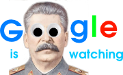 Big Google is watching you