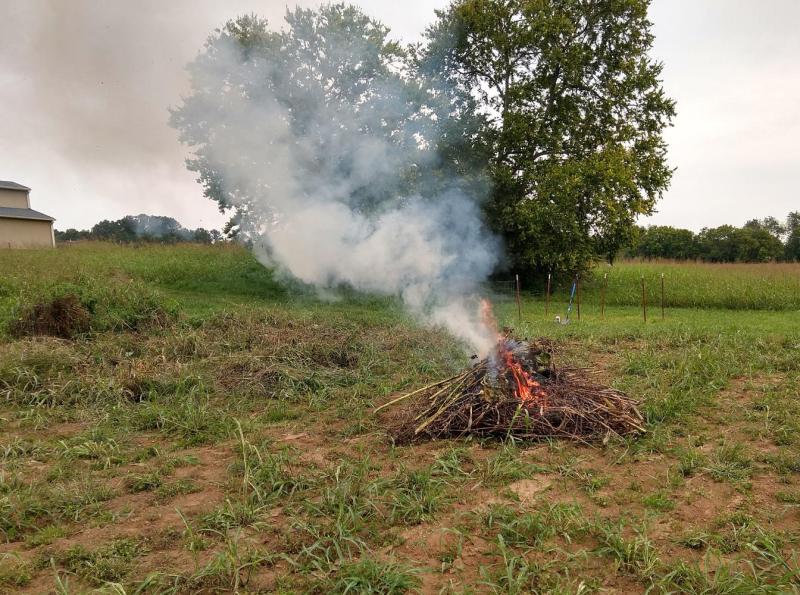 Burn the fields 2021 sep 15