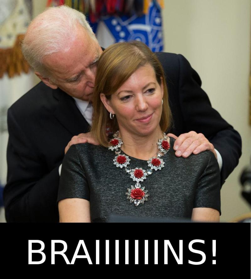 If I only had a braiiiiiiin!