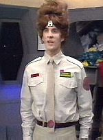 Rimmer: 'spanking short haircut'
