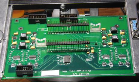 RS-422 board